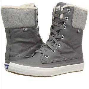 High Top Sneaker Boots